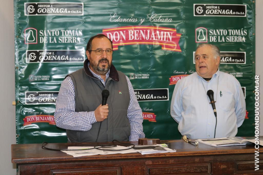 Don Benjamín SA.