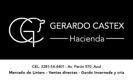 Gerardo Castex Hacienda